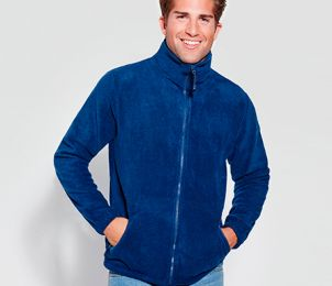 POLAIRE PIRINEO HOMME - COL MONTANT - POLYESTER - 300 GR/M²