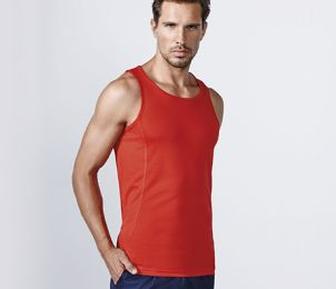 T-SHIRT ANDRÉ - POLYESTER - 140 GR/M²