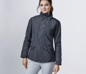 1/PARKA EUROPA FEMME- POLYESTER