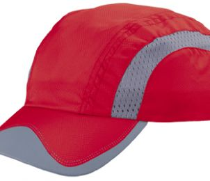 CASQUETTE RAID - POLYESTER - BANDES REFLECHISSANTES