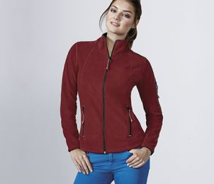 MICROPOLAIRE LUCIANE FEMME - POLYESTER - 300 GR/M²